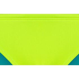 TYR Solid Classic Bas de bikini Femme, fluo yellow